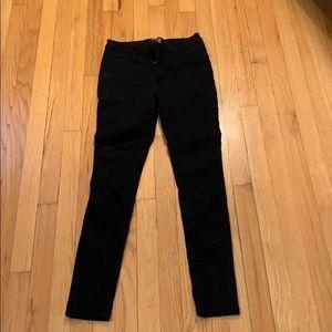 Refuge black denim jeans